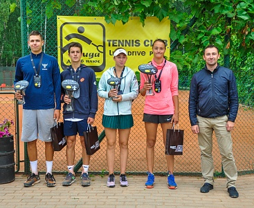 2019 Dynamit cup ITF Juniors (фото О.Лариной)