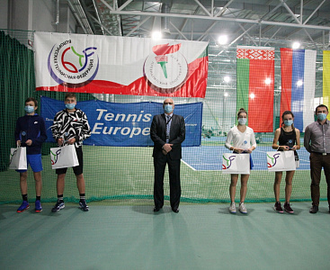 10 ОКТЯБРЯ. Belkanton cup (Tennis Europe, U14, Категория 2)